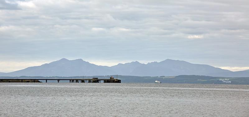 Lunderston Bay - 2 July 2020