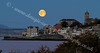 Moonrise Over Gourock