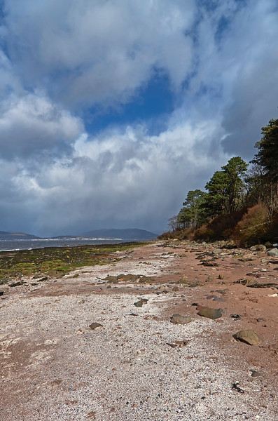 Lunderston Bay - 20 March 2017