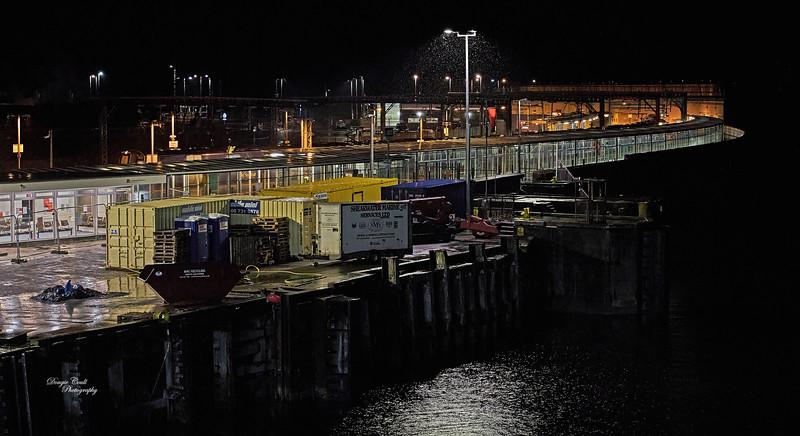 Gourock Pier - 25 January 2021