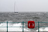 Gourock in the Stormy Weather - Promenade - 12 September 2011