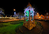 Christmas Lights in Gourock - 26 December 2017