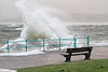 Stormy Gourock Promenade - 28 December 2011