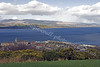 Gourock from Tower Hill