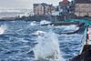 Stormy Weather in Gourock - 11 January 2017