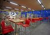 Beacon Arts Centre Cafe and Bar Area - 5 January 2013