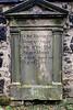 Thomas Shaw - Headstone