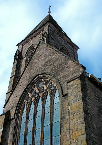 Church in Greenock - 14 August 2014