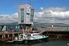 Old Estuary Control Tower - Greenock Esplanade