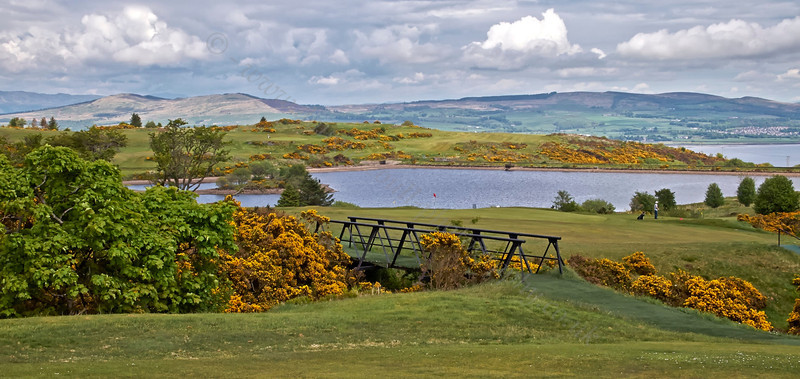 Whinhill Golf Course - Greenock - 3 June 2013