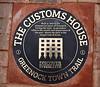 Custom House Quay Plaque- Custom House Quay - 2 May 2013