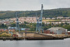 Greenock Inchgreen Dry Dock - 3 September 2014