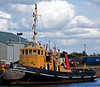 SD Spaniel - James Watt Dock, Greenock