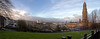 Greenock View - from Well Park - 7 January 2012