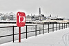 Greenock in the Snow
