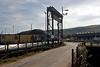 Bridge at James Watt Dock in Greenock