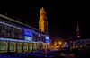 Christmas Lights in Clyde Square - Greenock - 30 December 2013