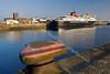 Isle of Mull in the James Watt Dock