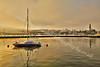 East India Harbour - Greenock - Winter
