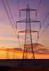 Power Lines - Greenock Hills - 18 February 2013