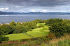 Greenock Golf Course - from Lyle Hill - 25 August 2010