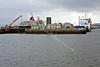 Busy at Garvel Dock