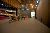 Backstage at the Beacon Arts Centre - 5 January 2013