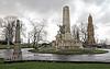 War Memorial - Well Park, Greenock - 7 January 2012