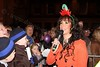 Gina McKie - Christmas Lights Switch On - Cathcart Square - 1 December 2011