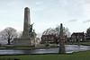 War Memorial - Well Park - 7 January 2012