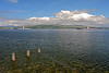 View off Greenock Esplanade