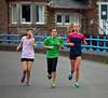 Runners at Greenock Esplanade - 3 July 2014