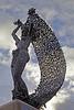 Wood Nymph Sculpture 'Egeria' - Greenock - 11 September 2012