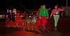Santa and the Greenock Provost in the Town Square - 5 December 2013