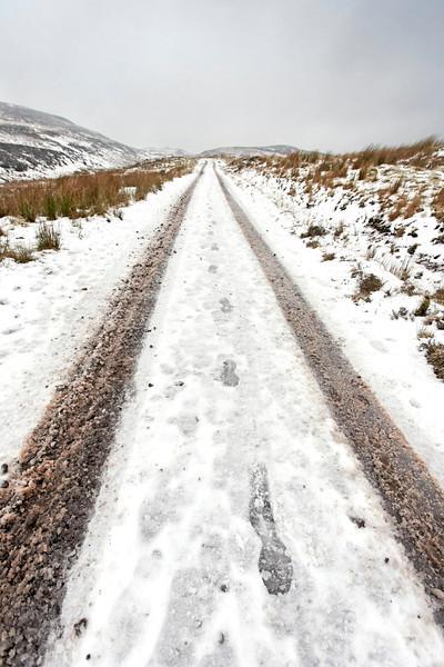 Snowscape - The Cut - 25 January 2013