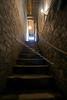 Old Sugar Warehouse Stairway - James Watt Dock, Greenock