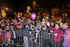 Enthusiastic Crowd at the Christmas Lights Switch On - Cathcart Square - 1 December 2011