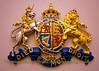 Custom House Museum - Greenock - United Kingdom Royal Coat of Arms