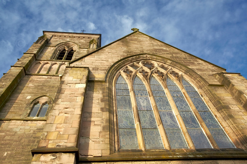 St John's Episcopal Church - Union Street - 12 December 2012