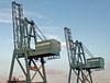 Ocean Terminal Cranes