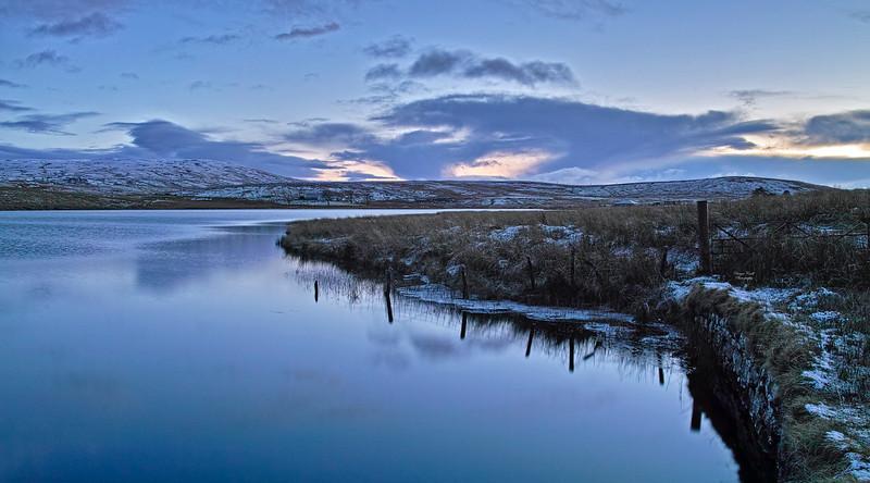 Loch Thom Area, Greenock - 27 December 2017