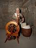 Spinning Wool - Greenock - 9 September 2012