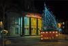 Christmas Lights at Port Glasgow - 4 January 2015