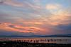 Sunset from Parklea - 1 June 2021