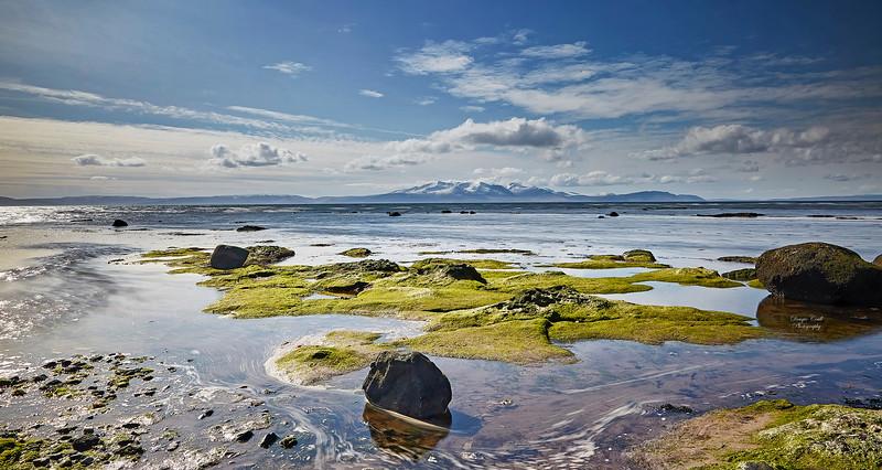 Goatfell on the Isle of Arran - 5 April 2018