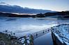 Frozen Knapps Loch- 2 February 2019
