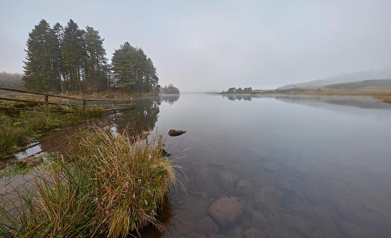 Knapps Loch near Kilmacolm - 21 November 2016