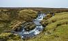 Duchal Moor Waterfall on a Bleak Day - 7 January 2017