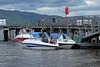 Pleasure Craft - Luss Pier - 24 June 2012