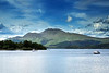 Ben Lomond - from Luss - 18 June 2012